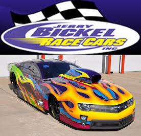 Jerry Bickel Race Cars - RaceTech Titanium