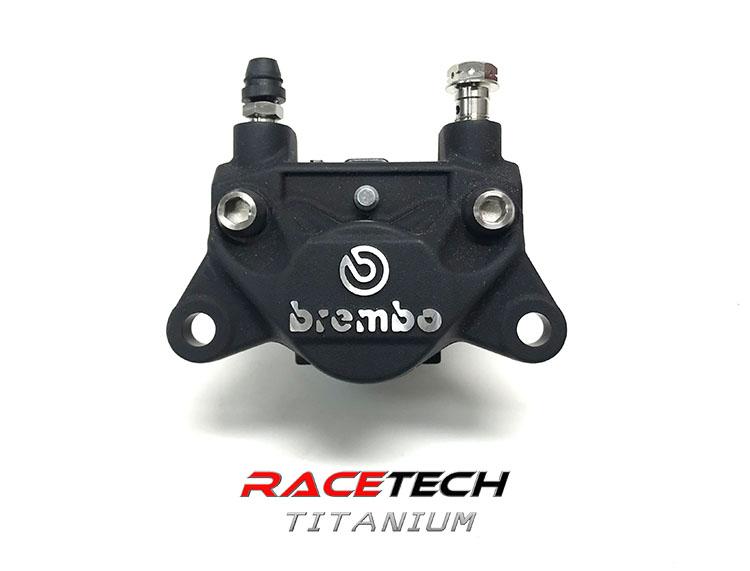 Brembo 32mm Brake Caliper w/ Titanium Hardware