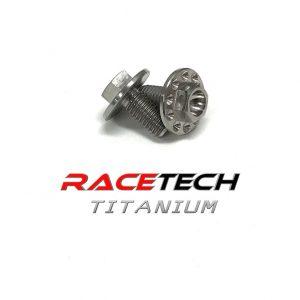 Titanium, Radiator Shroud Bolts, Titanium Radiator Shroud Bolts, KX, KX250 , KX450