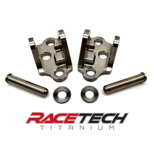 YZ250F YZ450F YZ 250 450 2010-2021 Titanium Foot Peg Mounts