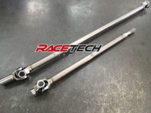 Titanium RZR XP1000 Turbo Driveshaft from RaceTech Titanium