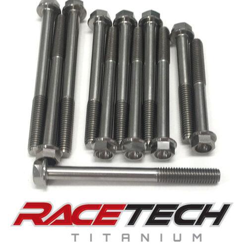 Titanium Center Case Bolts (2011-13 KX 250 450)