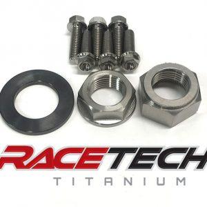 Titanium Clutch Bolts (2011-14 KTM 350SXF)