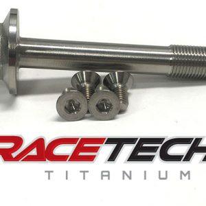 Titanium Crank & Flywheel Bolts (2011-14 KTM 350SXF)