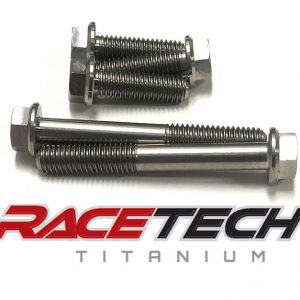 Titanium Outer Clutch Cover Bolts (2011-14 KTM 350SXF)