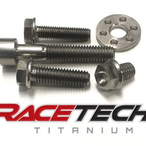 Titanium Shifting Side Bolts (2011-14 KTM 350SXF)
