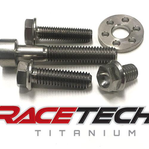 Titanium Shifting Side Bolts (2011-14 KTM 350SXF)