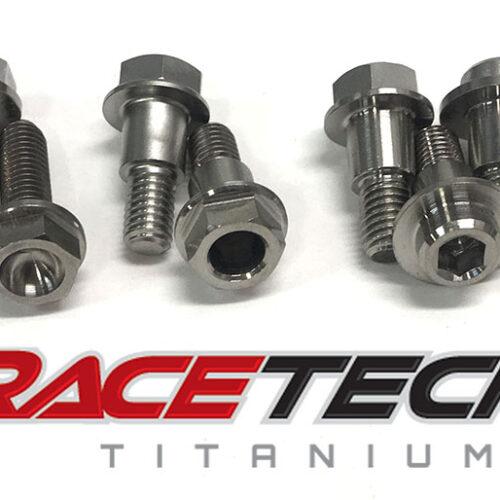 Titanium Throttle Body Bolts (2011-14 KTM 350SXF)