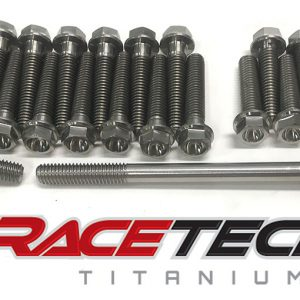 Titanium RH Crank Case & Waterpump Bolts (2009-13 CRF450)