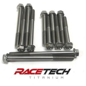 Titanium Center Case Bolts (2014-18 Yamaha YZ 250 450)