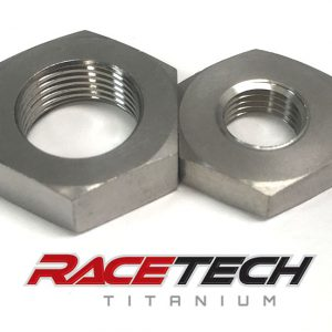 Titanium Balace Shaft Nuts (2014-18 Yamaha YZ 250 450)