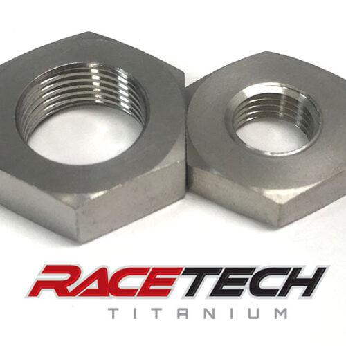 Titanium Balace Shaft Nuts (2014-18 Yamaha YZ 250 450)
