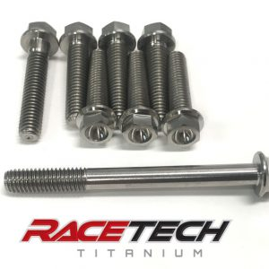 Titanium Clutch Cover Bolts (2015-18 KTM 450SXF)
