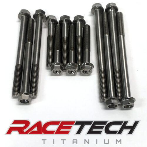 Titanium Engine Case Bolts (2015-18 KTM 450SXF)