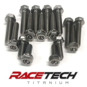 Titanium Ignition Side Bolts (2015-18 KTM 450SXF)