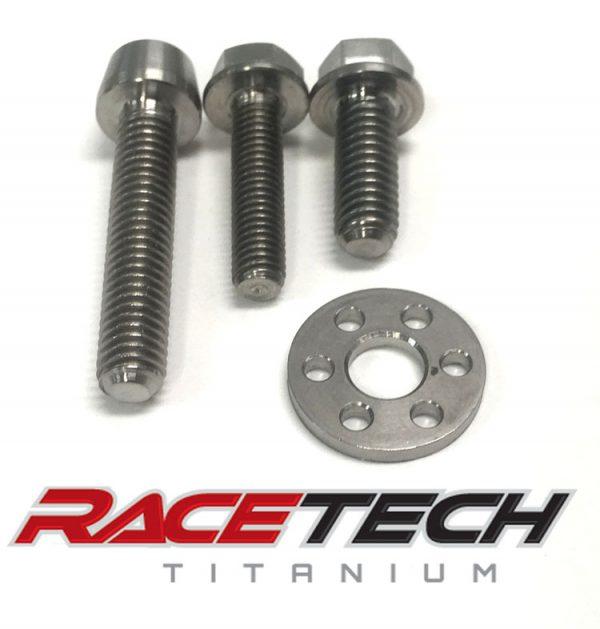 Titanium Shift Side Bolts (2015-18 KTM 450SXF)