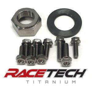 Titanium Clutch Bolts (2015-18 Husqvarna FC 25 450)