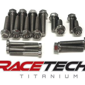 Titanium Ignition Side Bolts (2015-18 Husqvarna FC 250 450)