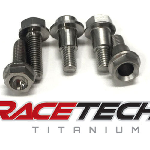 Titanium Throttle Body Bolts (2015-18 Husqvarna FC 250 450)