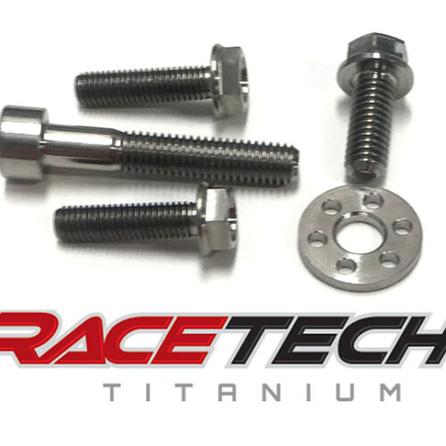 Titanium Shifting Side Bolts (2015-18 Husqvarna FC 250 450)