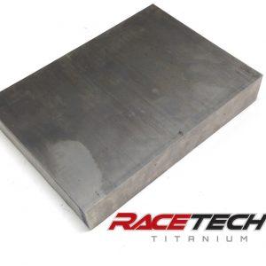 Grade 5 Titanium Block (6Al-4v)