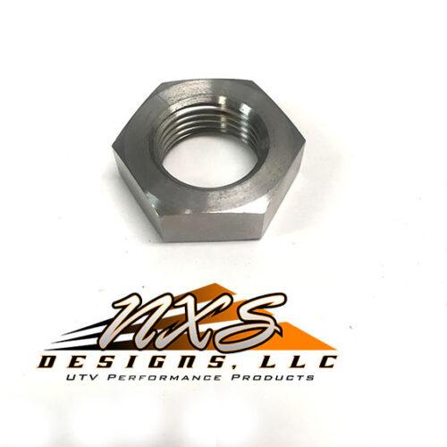 Titanium 5/8-18 Nut (RH Radius Rod Lock Nut)