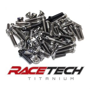 Titanium Front End Kit (2010-13 CRF250)