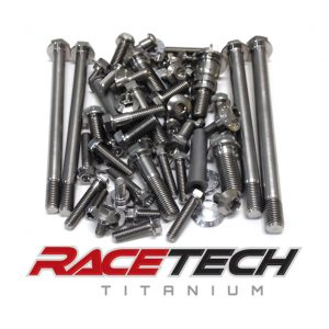 Titanium Main Frame Kit (2010-13 CRF250)