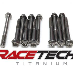 Titanium Center Case Bolts (2010-13 CRF250)