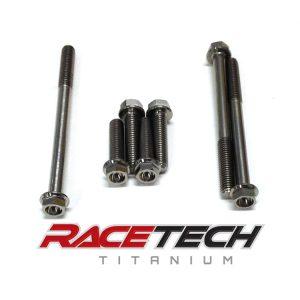 Titanium Clutch Cover Bolts (2011-13 YZ450)