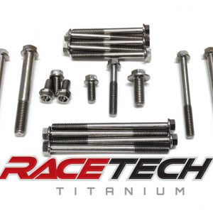 Titanium Crank Case Bolts (2009-13 CRF450)