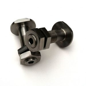 Titanium Hand Pole Bolts for Racing Jet Skis
