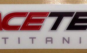 RaceTech Titanium Sticker / Decal