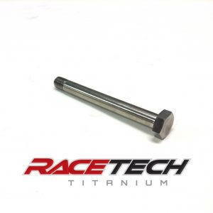 "5/16-24 x 2.9"" Titanium Hex Head (NAS) Bolt"