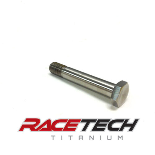 "3/8-24 x 2.225"" Titanium Hex Head (NAS) Bolt"