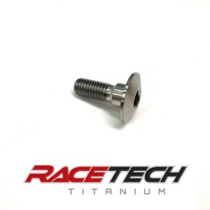 Titanium M8x24.5 Button Head Bolt