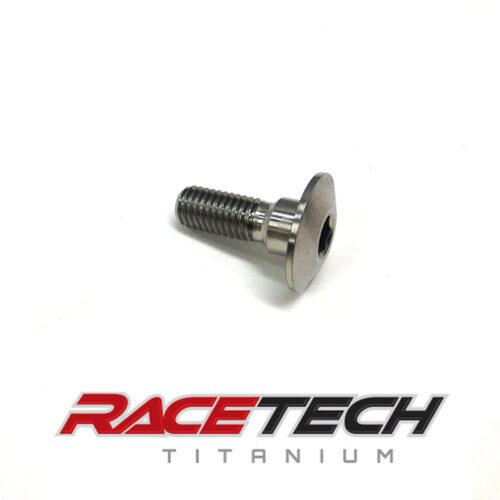 Titanium M8x24.5 Button Head Bolt
