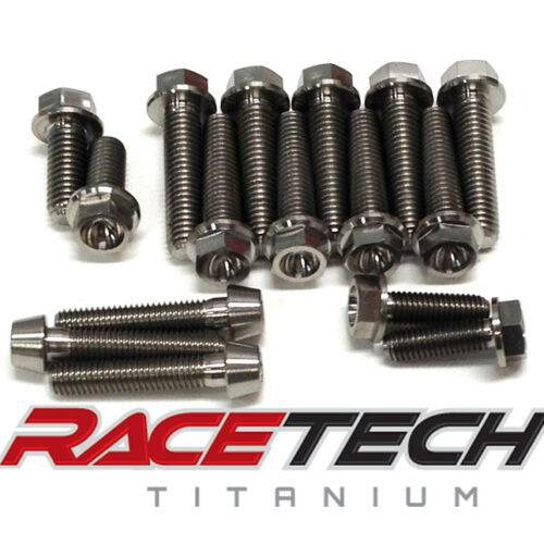 Titanium Ignition Side Bolts (2015-18 KTM 250SXF)