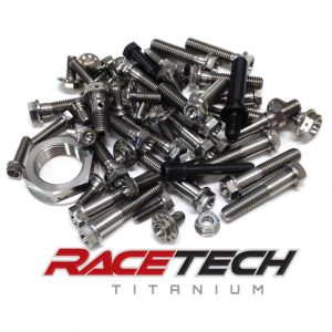 Titanium Front End Kit (2011-13 KX250)