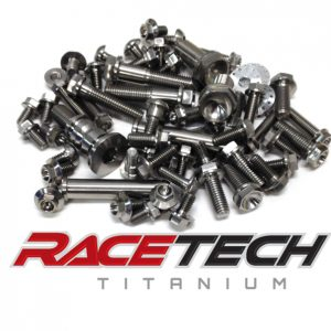 Titanium Main Frame Kit (2011-13 KX250)