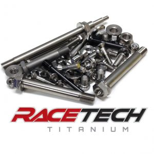 Titanium Rear Suspension Kit (2011-13 KX250)