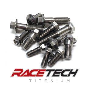 Titanium Subframe Kit (2011-13 KX250)