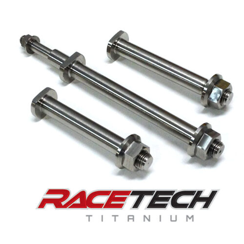 Titanium Linkage Bolt Kit (2016-18 KX 250 450)