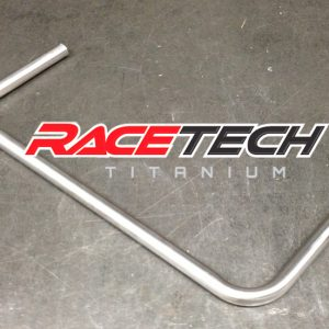 Titanium KG Style Lower Bumper Hoop