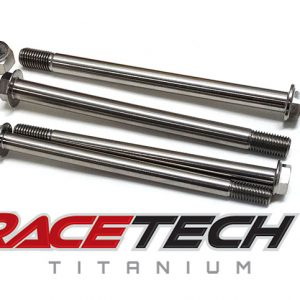 Titanium Motor Mount Bolts (2009-13 CRF450)