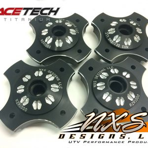 NXS Designs Billet Hubs (Fit XP1000 & XPT)