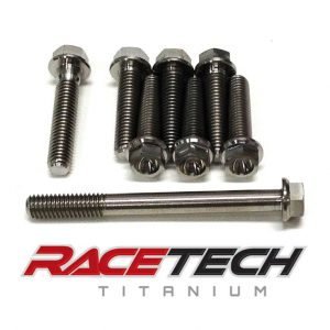 Titanium Outer Clutch Cover Bolts (2015-18 KTM 250SXF)