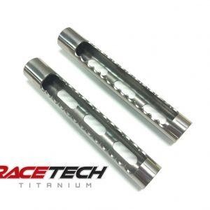 Titanium Foot Peg Tubes