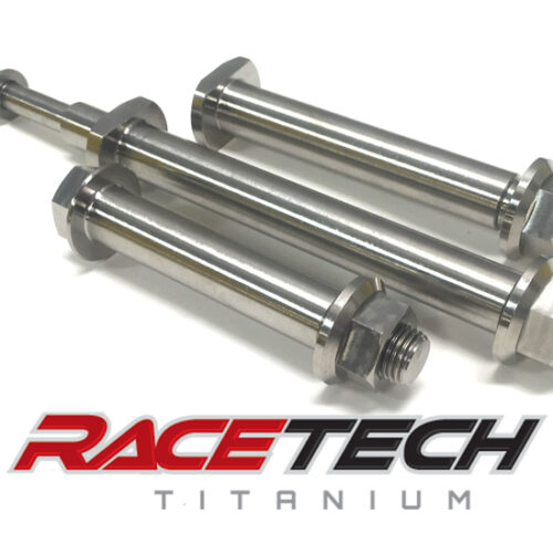 Titanium Linkage Bolt Kit (Suzuki RMZ250/450)