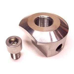 Titanium Idler T Guide Nut (Cut)